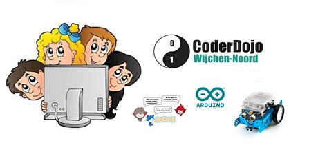CoderDojo Wijchen October 2020 tickets