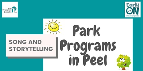 PARK PROGRAM - Song and Storytelling tickets