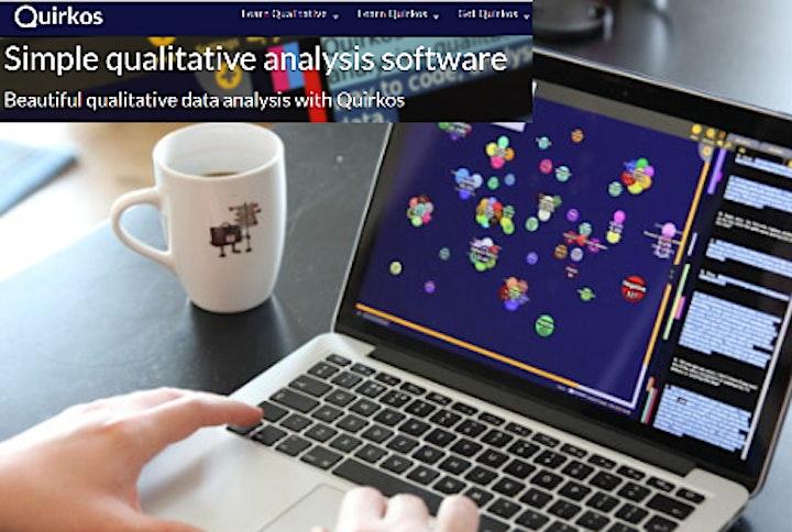 Facilitating collaborative analysis with CAQDAS image