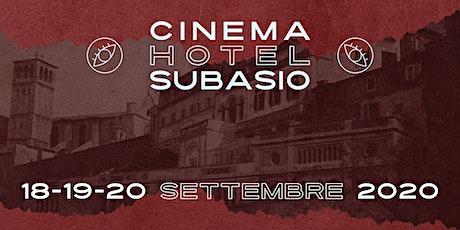Rassegna Cinema Hotel Subasio biglietti
