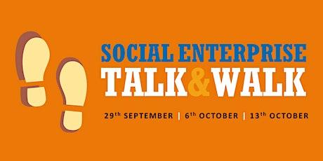 Social Enterprise Talk & Walk - CANNON HILL PARK billets