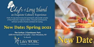Chefs of Long Island Food & Wine Tasting  **New Da
