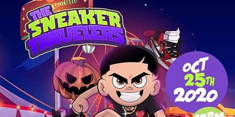 The Sneaker Travelers TAMPA tickets