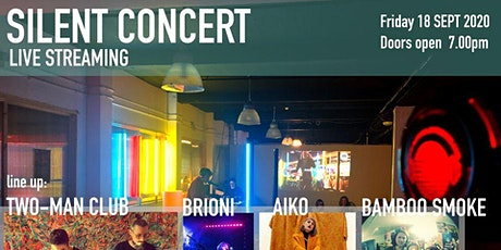 YMX's Silent Concert @2ndFloor - Physical + Live-streamed tickets