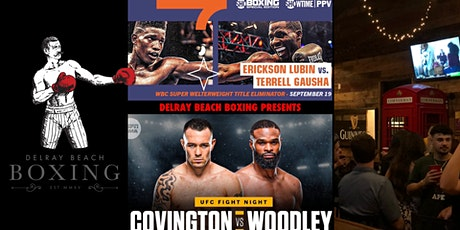 Delray Beach Boxing Presents: UFC Fight Night and Showtime Boxing tickets