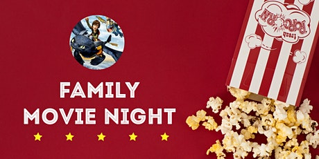 FREE Outdoor Family Movie Night tickets