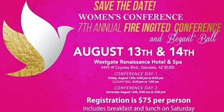 2021 Fire Ignited Women's Conference tickets