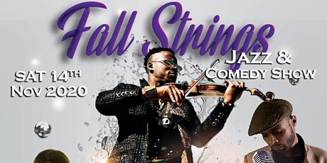 Fall Strings Jazz & Comedy Show tickets