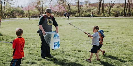 FULL: Taking Action Together: Litter Clean-Up (In Person Event Outdoors) tickets
