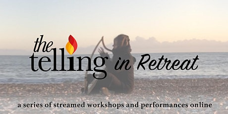 Online Lullaby Workshop with Ariane: The Telling in Retreat tickets