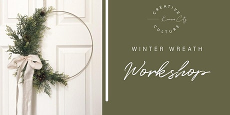 Workshop  |Winter Wreath tickets
