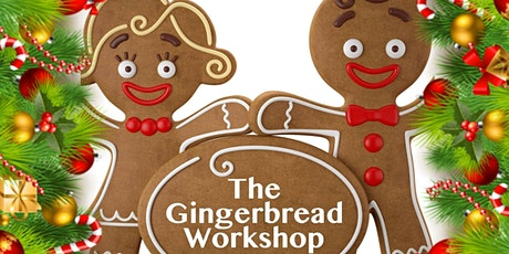 The Gingerbread Workshop tickets