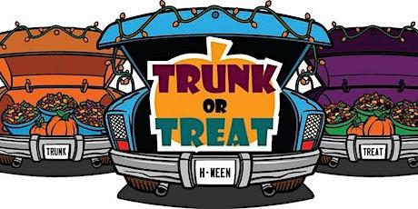 Halloween Trunk or Treat Drive-Thru tickets