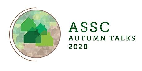ASSC Autumn Talks:  Digital Reset for the New Normal tickets