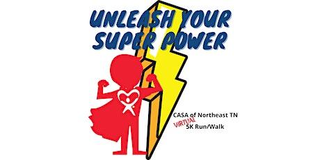 5K Super Hero Run tickets