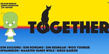 Belgian-Korean Comics Exhibition, 7th Edition < TOGETHER > tickets