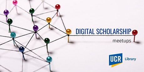 Digital Scholarship Meetups entradas