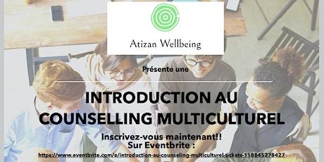 Introduction au counselling multiculturel billets