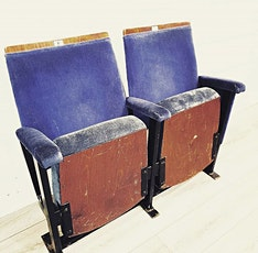 Learn How to Upcycle a Vintage Cinema Seat tickets