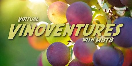 Virtual Vinoventures: Michigan Wine Regions: The Peninsulas (Sept. 28) tickets