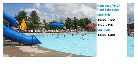 Ransburg YMCA Outdoor Pool Reservations tickets
