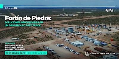 #CharlasCAI Fortín de Piedra – Soluciones innovadoras en un desarrollo fast