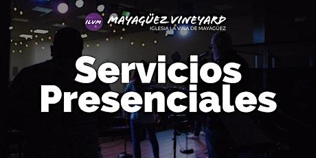 Servicio Dominical - 4 de octubre de 2020 tickets