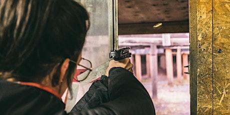 CUSSA Handgun Event tickets