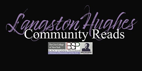"""Langston Hughes Community Reads """"Holler If You Hear Me"""" tickets"""