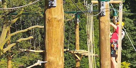 Haigh high ropes Adrenaline experience tickets