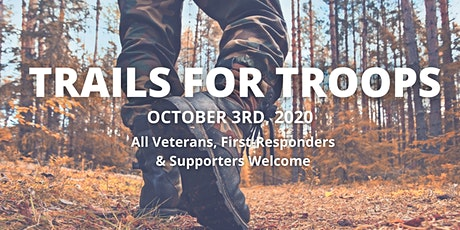 Trails for Troops 10-Mile Ruck tickets