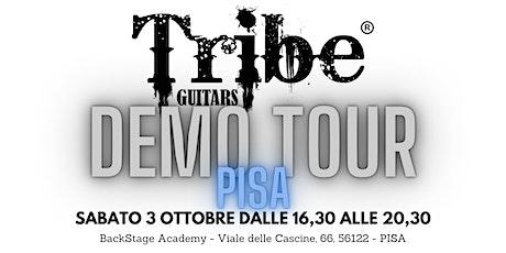 Tribe Demo Tour Pisa - 3 Ottobre 2020 biglietti