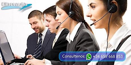 CURSOS DE INGLES PARA ATENCION TELEFONICA entradas