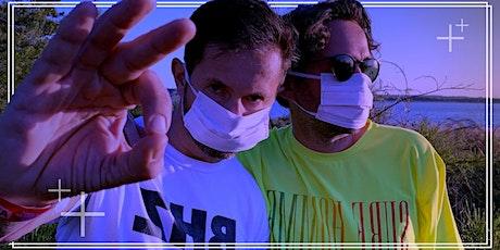 An die frische Luft! w. Lexy & K-Paul ★ Strandbad Templin Potsdam Tickets