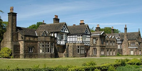 Visit to Smithills Hall - Free admission (advance timed slots for November) tickets
