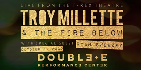 Troy Millette & The Fire Below with Ryan Sweezey tickets