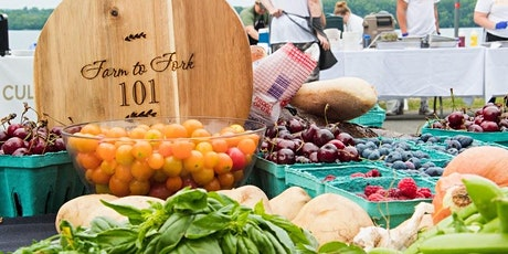 Farm to Fork 101 Five Year Anniversary Celebration Virtual Dining Exp tickets