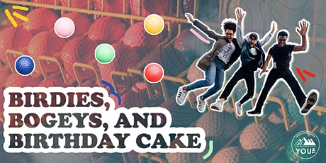 Birdies, Bogeys, and Birthday Cake  Select Action tickets