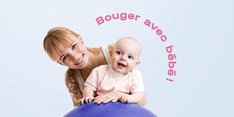Bouger avec bébé - En mode distanciation! billets