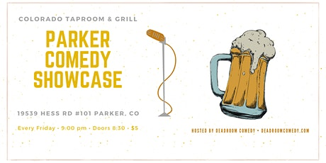 Parker Comedy Showcase tickets