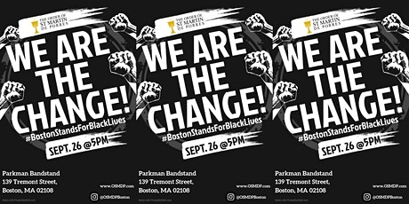 We Are The Change! Rally & March tickets