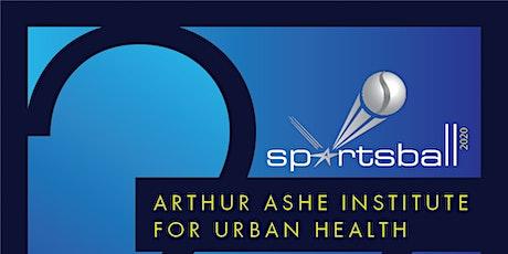Arthur Ashe Institute's  Annual Sportsball tickets