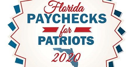2020 Paycheck for Patriots  Multi Regional - Virtual Job Fair tickets