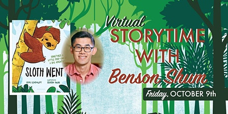 Storytime with Bensom Shum tickets