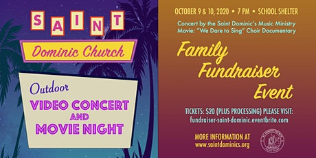 Fundraiser at Saint Dominic Church tickets