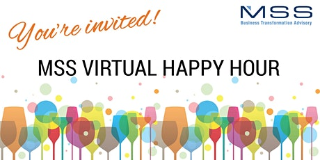 MSSBTA Virtual Happy Hour (Invite Only) tickets