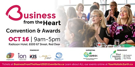 Business From the Heart Convention & Awards tickets