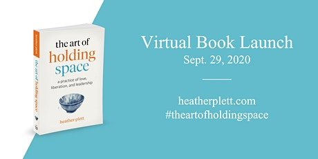 Book Launch - The Art of Holding Space tickets