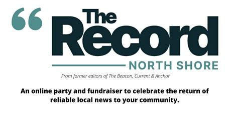 The Record's Virtual Launch Bash tickets