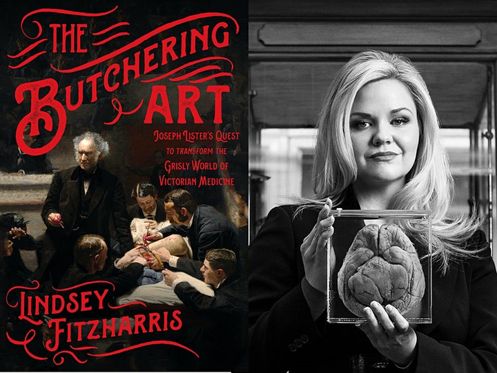 Dark Archives: A Conversation with Megan Rosenbloom & Lindsey Fitzharris image